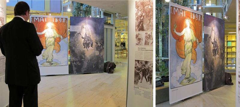 Ausstellungsdesign Wanderausstellung