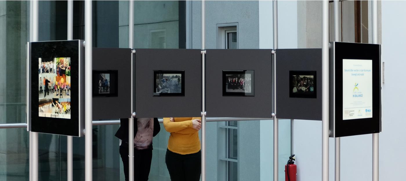 Ausstellungsdesign Fotopavillon